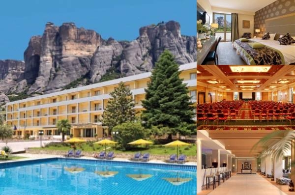 Hotel Divani Meteora photo collage