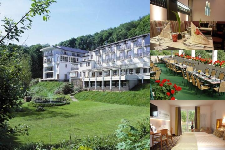 Waldhotel Rheingau photo collage
