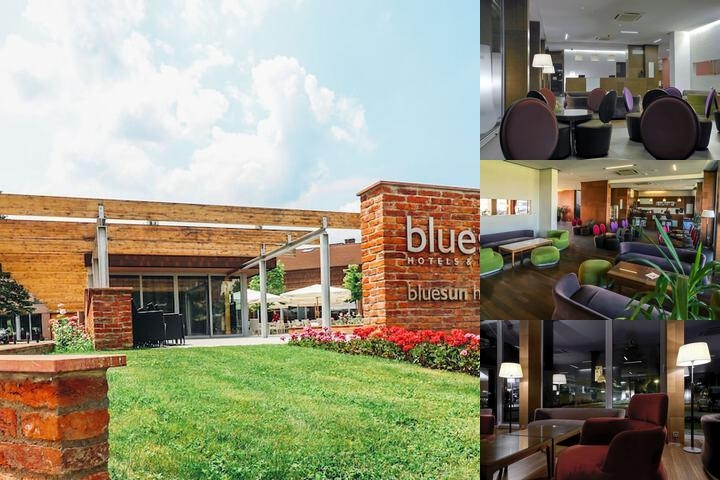 Bluesun Hotel Kaj photo collage