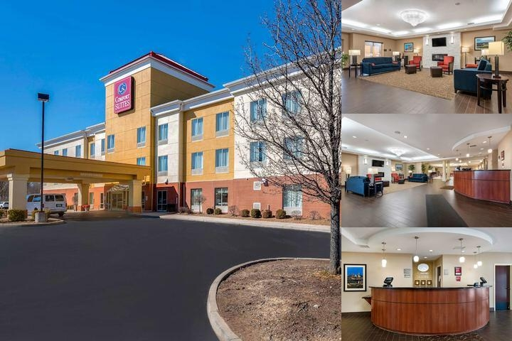 Comfort Suites Cincinnati Airport photo collage