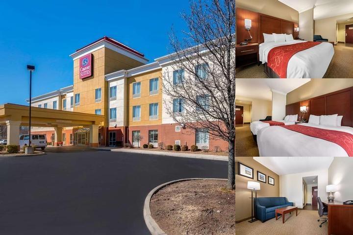 Comfort Suites Cincinnati Airport Photo Collage