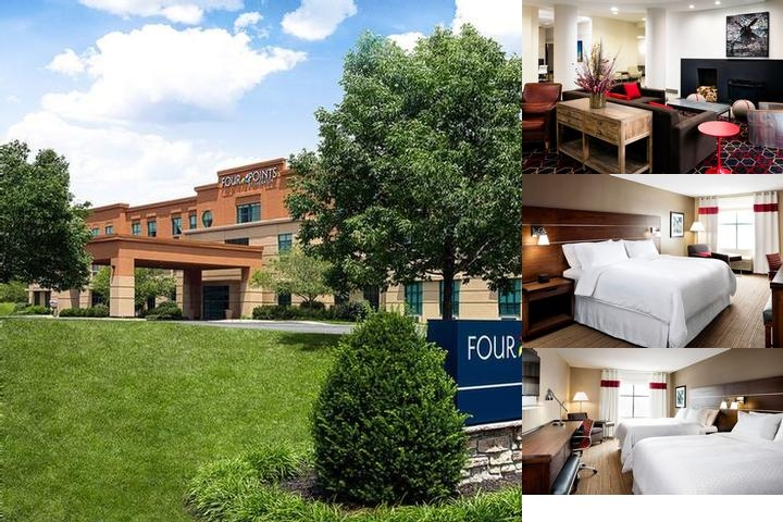 Four Points by Sheraton Cincinnati North  photo collage