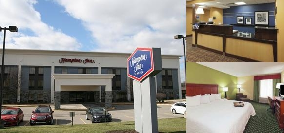 Hampton Inn by Hilton Youngstown Oh photo collage