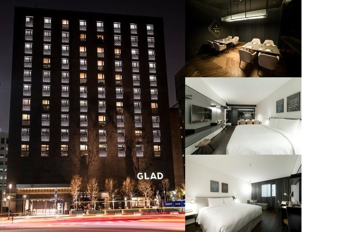Glad Hotels photo collage