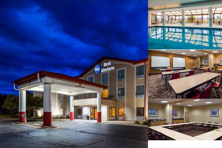 Best Western Joliet Inn & Suites photo collage