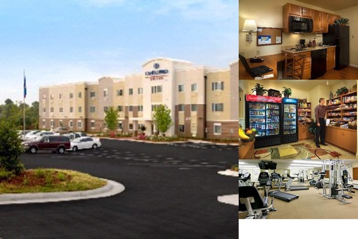 Candlewood Suites Harrisburg photo collage
