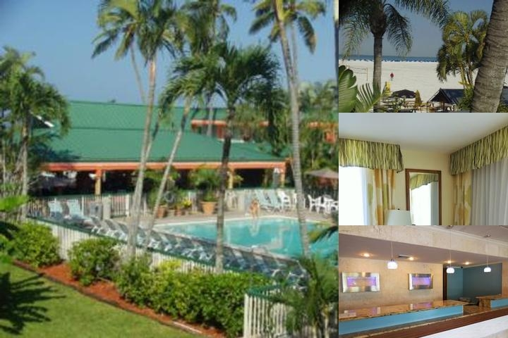 Wyndham Grden Fort Myers Beach photo collage