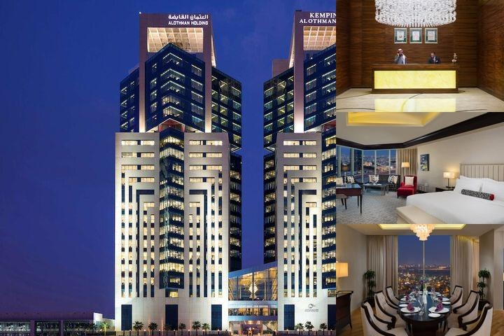 Kempinski Al Othman Hotel Al Khobar photo collage