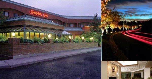 Hampton Inn by Hilton Spokane Airport photo collage