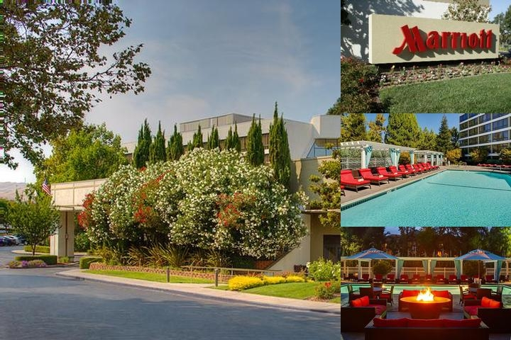 Pleasanton Marriott  photo collage