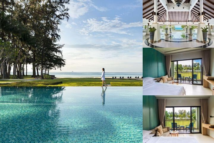 Dusit Thani Krabi Beach Resort photo collage