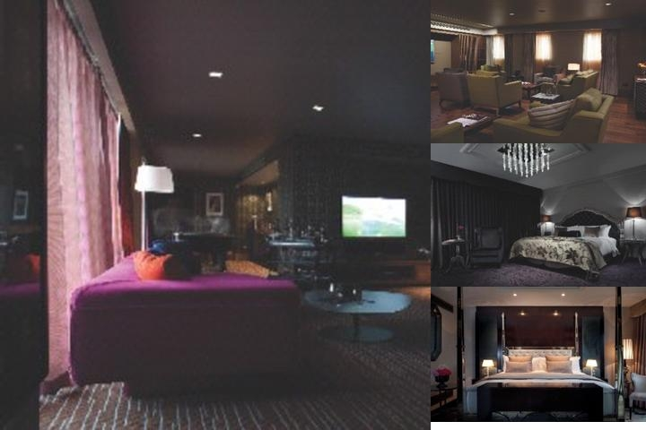 Hilton London Syon Park photo collage