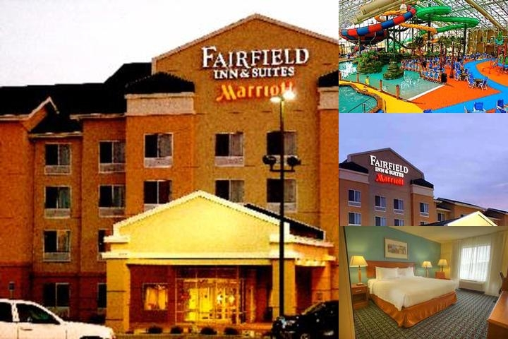 Fairfield Inn & Suites Rapid City photo collage