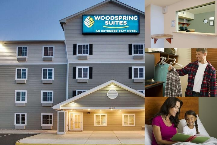 Woodspring Suites Manassas Va Manassas Va 10910 Balls Ford Rd 20109