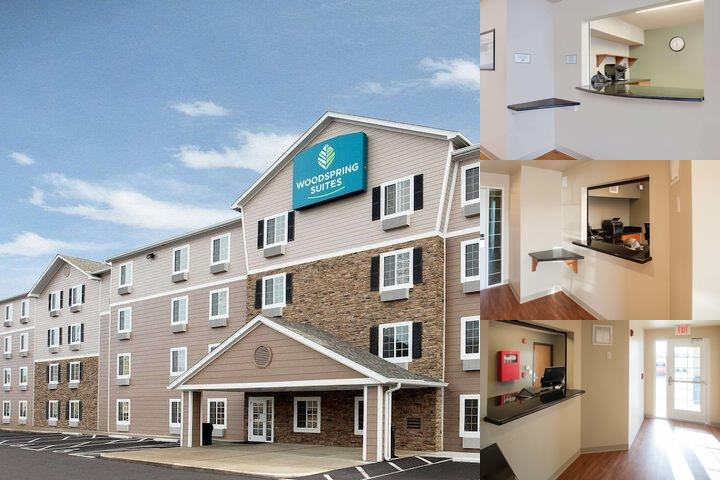 Woodspring Suites Columbus North I 270 photo collage