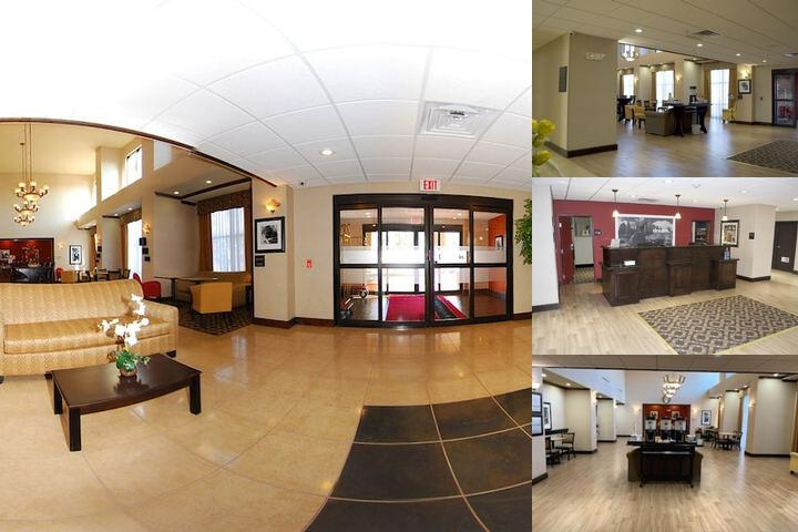 Hampton Inn & Suites Borger photo collage