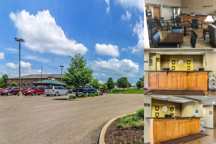 Comfort Inn Millersburg photo collage