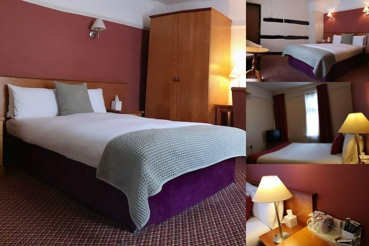 Tudor Lodge Hotel photo collage