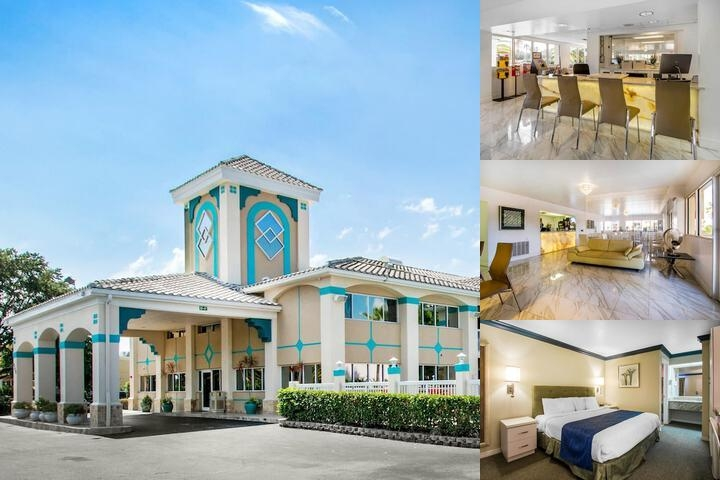 Quality Inn Maingate West photo collage