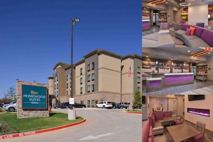 Homewood Suites Trophy Club Fort Worth North photo collage