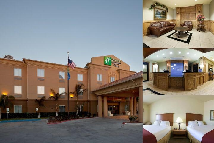 Holiday Inn Express & Suites Zapata photo collage