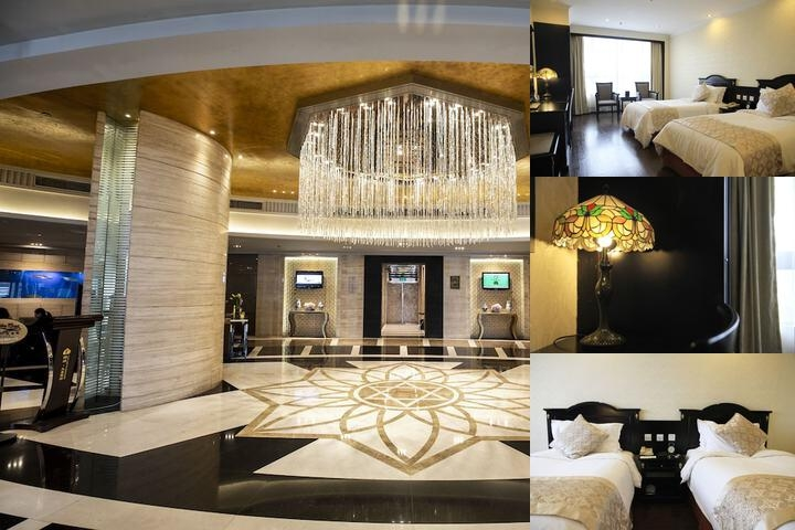 Greenland Jiulong Hotel photo collage