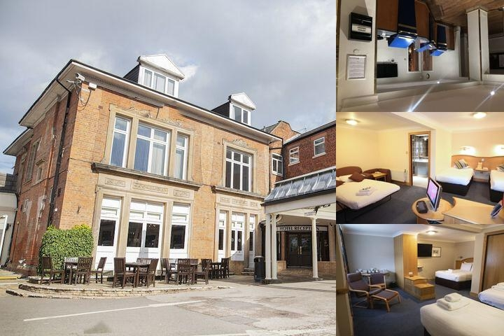 Ramada Sutton Coldfield photo collage