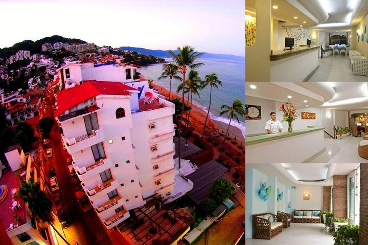 Hotel Suites Emperador photo collage