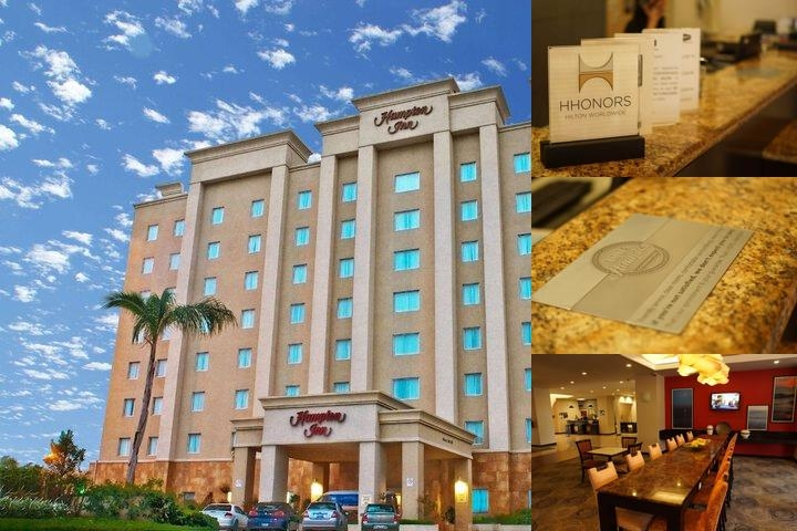 Hampton Inn by Hilton Tampico Aeropuerto photo collage