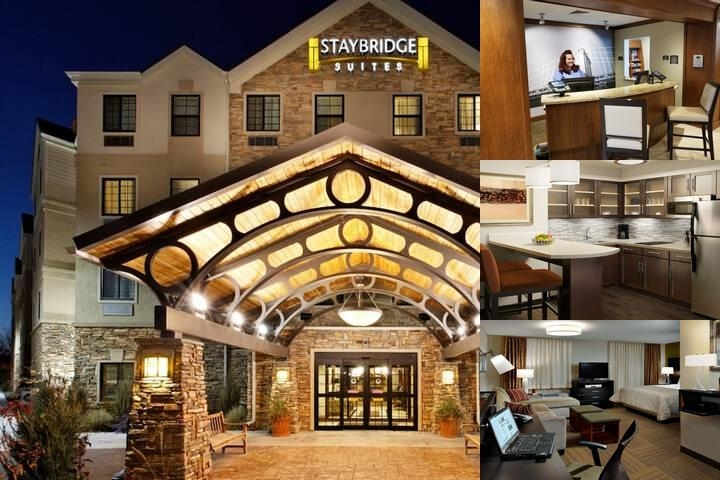 Staybridge Suites Toledo Rossford Perrysburg photo collage