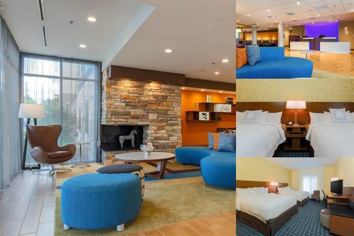 Fairfield Inn & Suites Alexandria photo collage