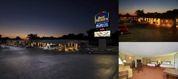 Best Western Branson Inn & Conference Center photo collage