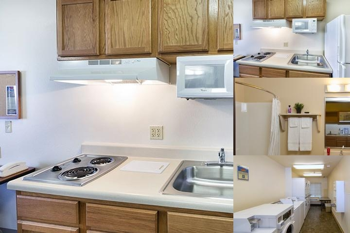 Woodspring Suites Asheville photo collage