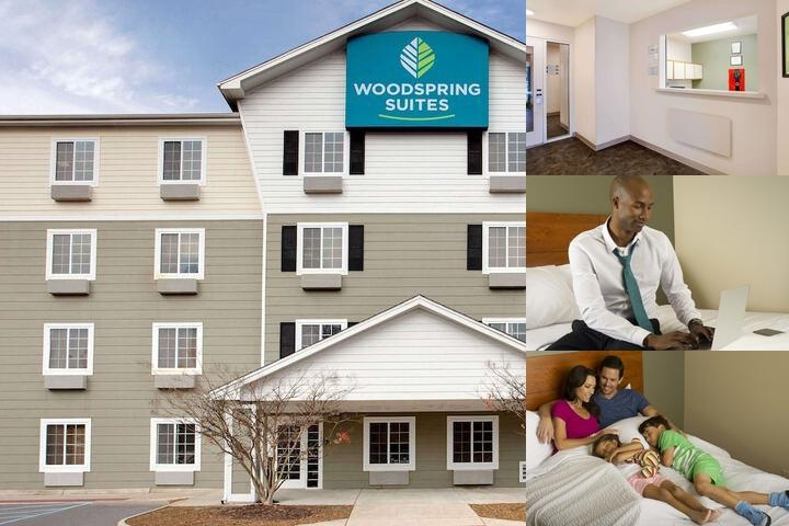 Woodspring Suites Chesapeake / Norfolk Va photo collage