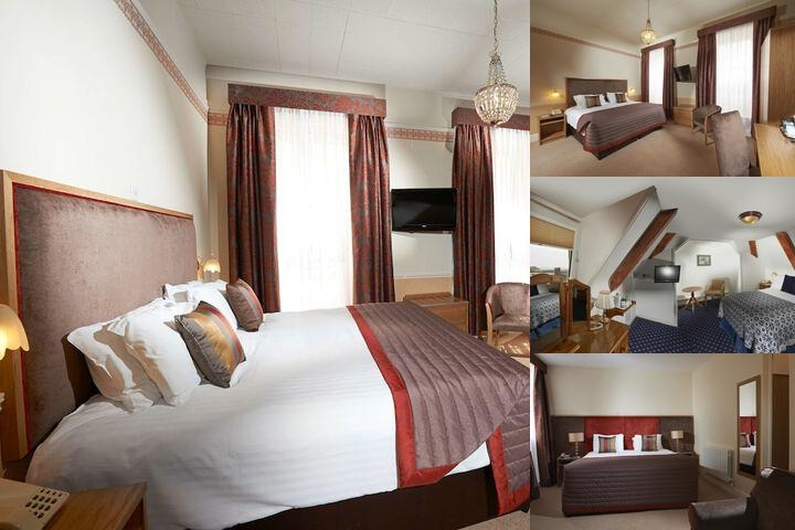 Best Western Moores Central Hotel photo collage