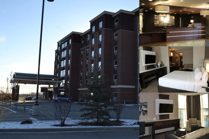 Holiday Inn Express & Suites Cold Lake photo collage