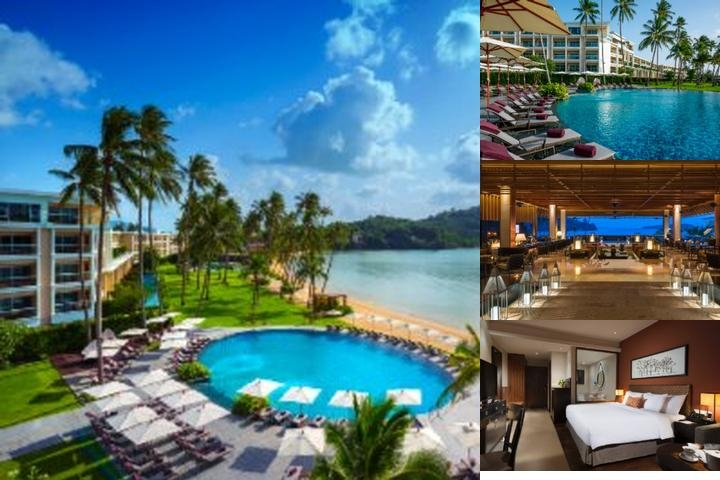 Phuket Panwa Beachfront Resort photo collage
