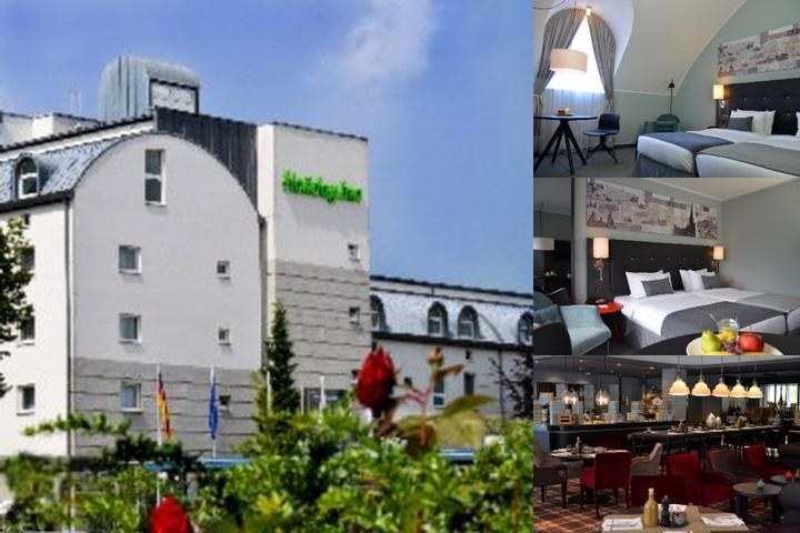 Holiday Inn Lubeck photo collage