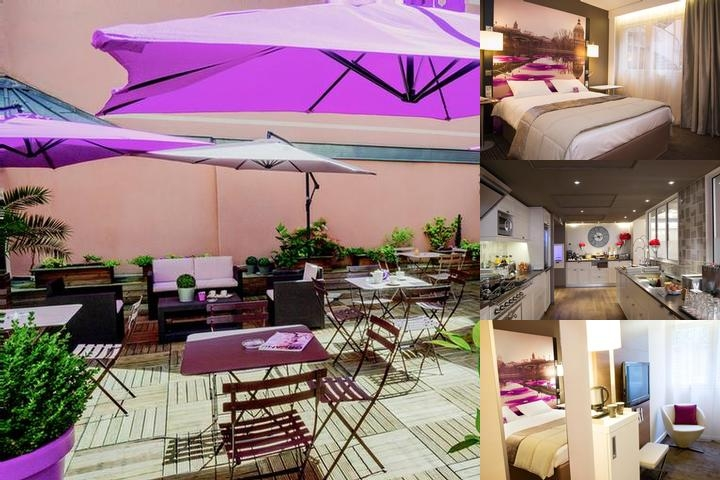Mercure Toulouse Centre Wilson Capitole photo collage