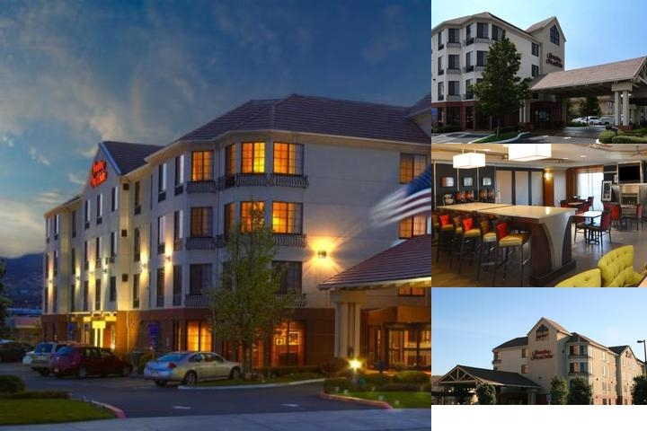 Hampton Inn & Suites San Francisco Airport South B photo collage