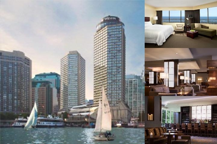 The Westin Harbour Castle Toronto photo collage