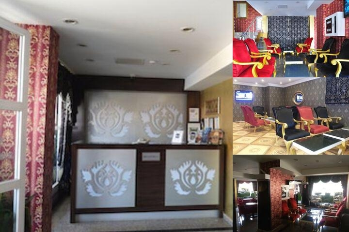 Atalla Hotel photo collage