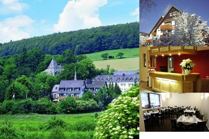 Landhotel Am Schloss photo collage
