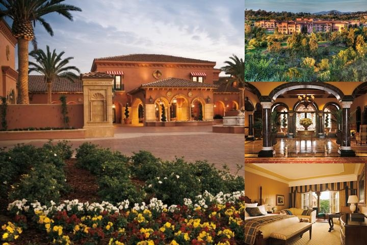 Fairmont Grand Del Mar photo collage