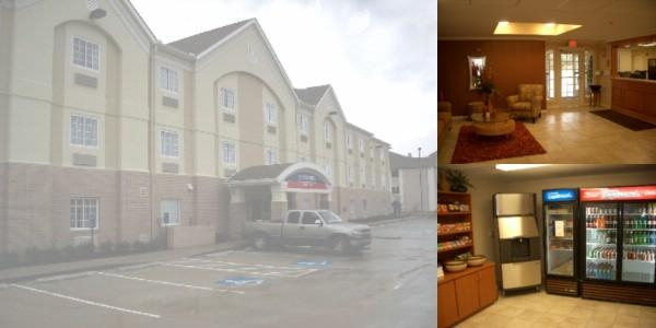 Candlewood Suites Conway photo collage