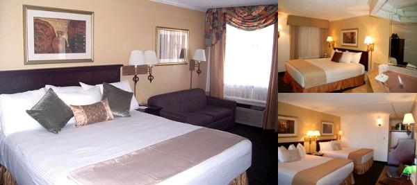 Hotel Tucson City Center photo collage