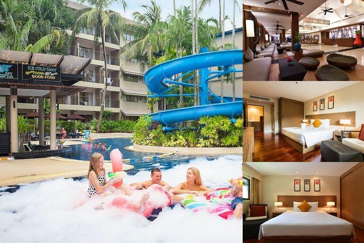 Novotel Phuket Surin Beach photo collage