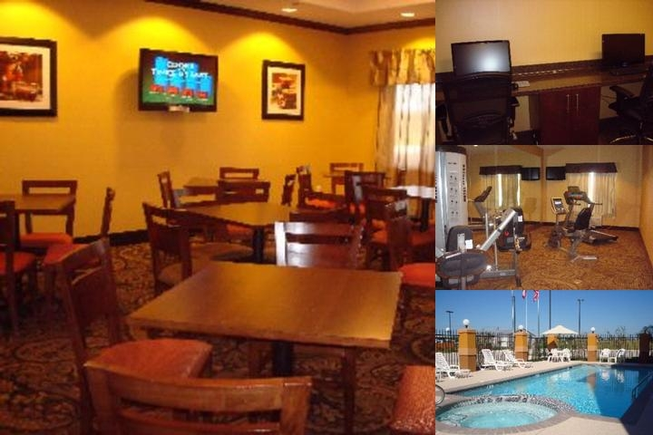 Comfort Inn & Suites Navasota photo collage