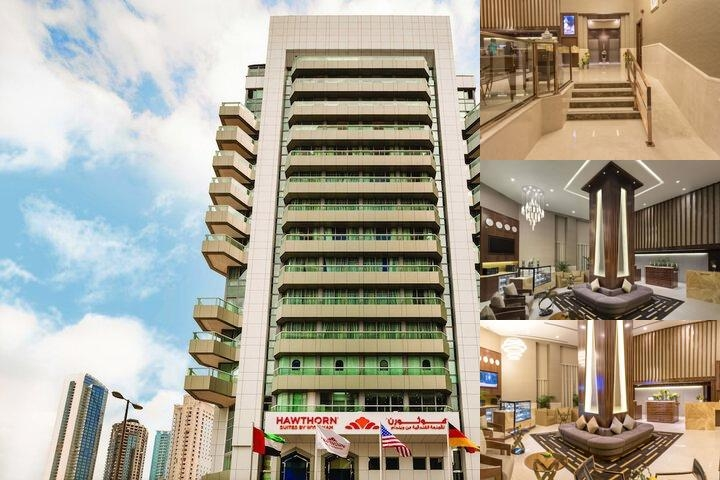Hawthorn Suites by Wyndham Abu Dhabi photo collage