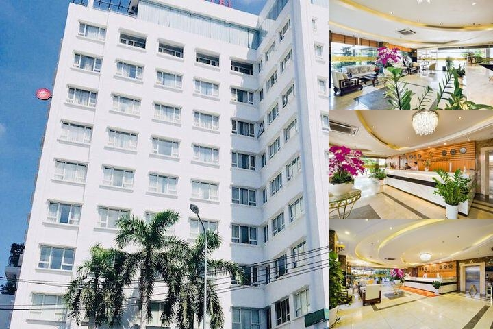 Liberty Hotel Saigon South photo collage